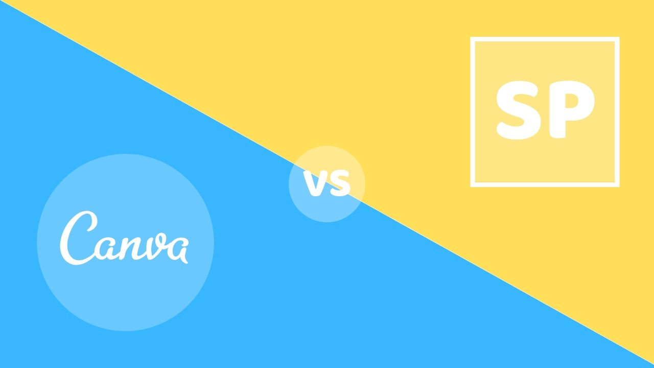 Canva vs Adobe Spark: qual'è la migliore?
