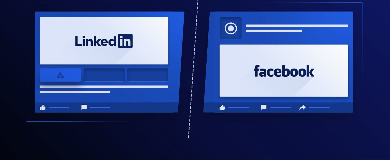 Marketing B2B: meglio Facebook o LinkedIn?